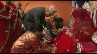 Nepali Wedding Video - Bikesh weds Asmita