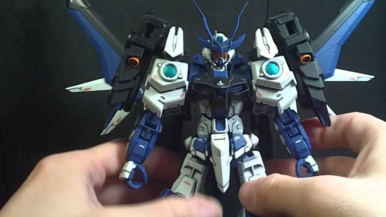 Download Prime92 Custom: 1/100 MG Sengoku Astray Gundam Blue Frame Full Package