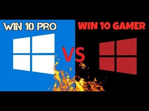 Windows 10 enterprise vs pro for gaming | Windows 10 Pro vs