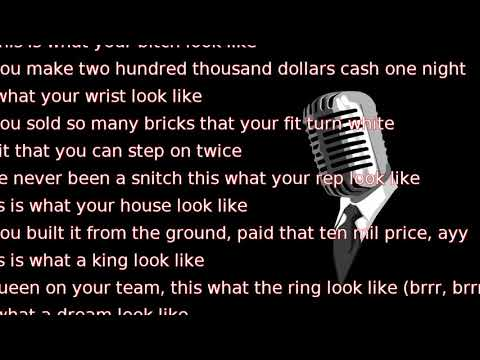 Gucci Mane - Money Piling (lyrics)