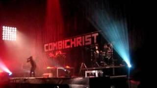 Combichrist All Pain Is Gone Live Lyon 2009 LIFAD TOUR
