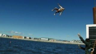 Gantry Jump   Bering Sea Gold