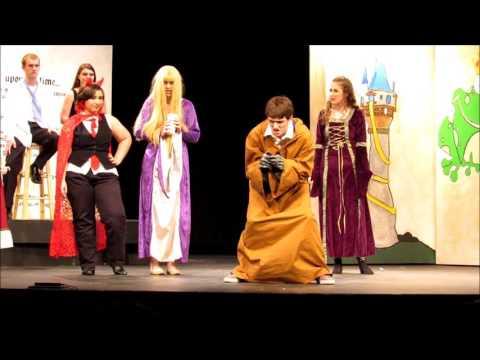 Monacan 2016 One Act - Grimm Spectactulathon