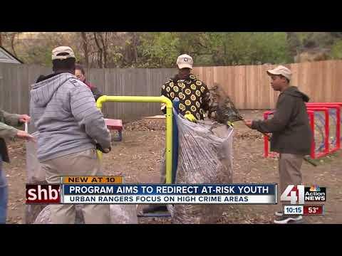 Urban Rangers break school-to-prison pipeline