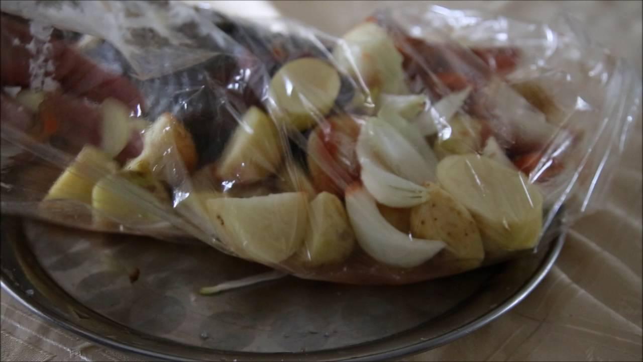 как вкусно приготовить налима в духовке с картошкой