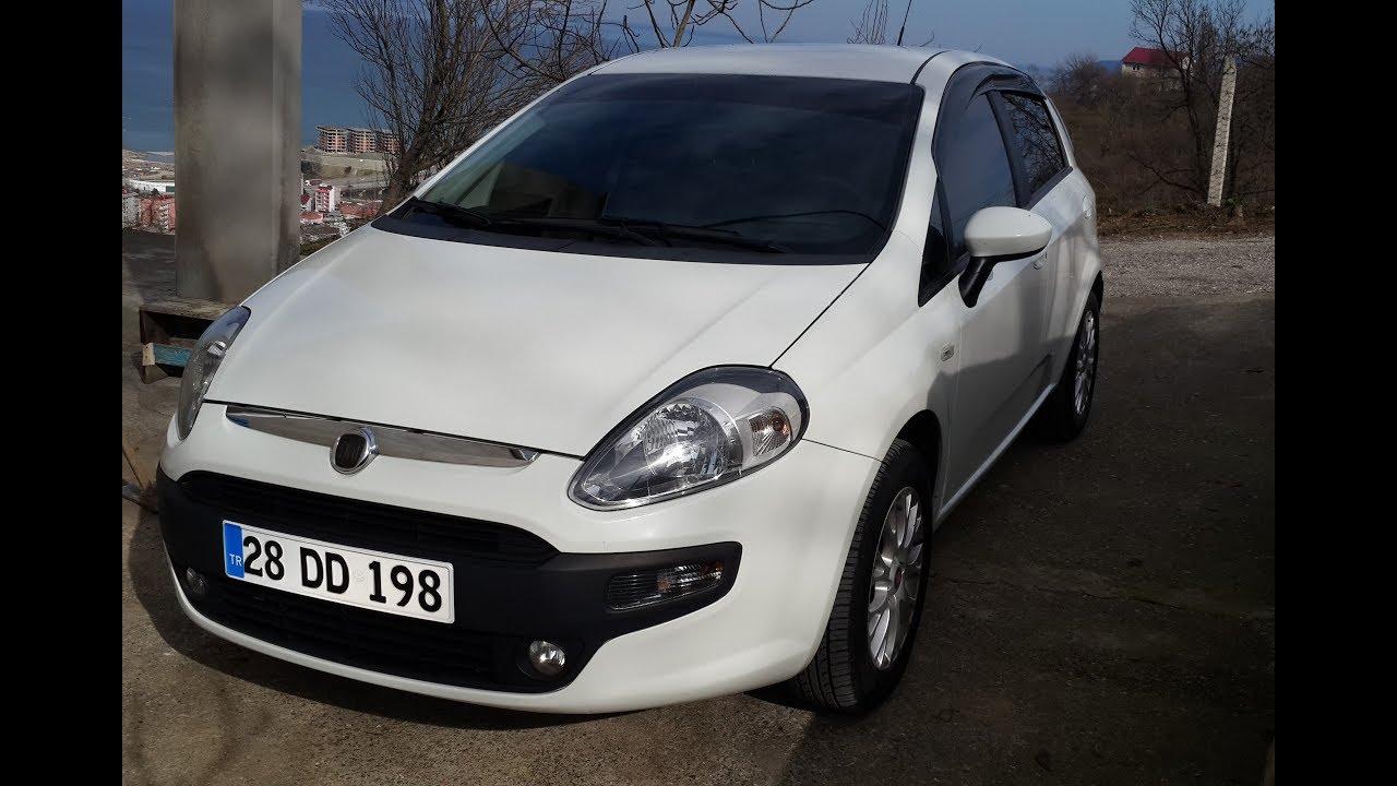 Fiat Punto 1.3 MULTIJET Usate GIUGLIANO IN CAMPANIA ...
