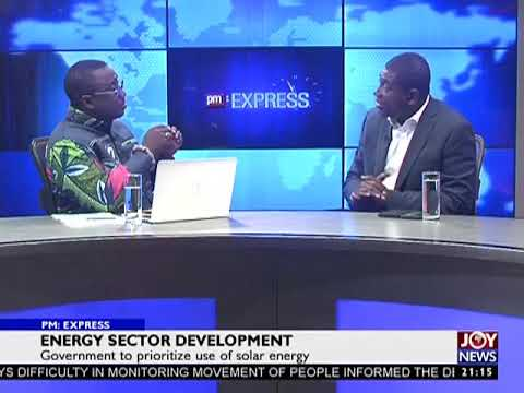 Engery Sector Development - PM Express on JoyNews (12-3-18)