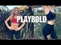 PlayBold review! - Leggings TRY ON haul! | DAISYKEECH