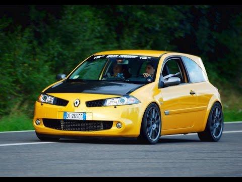 Renault megane sport 225