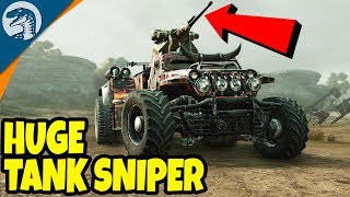 ULTIMATE OFF-ROAD VEHICLE & INSANE CANNON | Crossout Multiplayer Gameplay