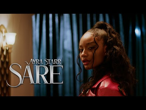 Download Ayra Starr - Sare (Official Music Video)