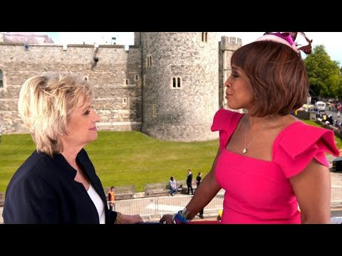 Tina Brown on royal wedding drama, tributes to Princess Diana