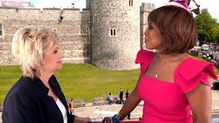 Tina Brown on royal wedding drama, tributes to Princess Diana