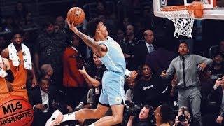 Best Dunks From Rising Stars Game / Feb 16 / 2018 NBA Rising Stars Game