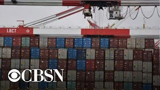 Supply chain issues threaten consumers and businesses