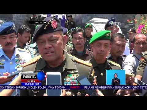 Panglima TNI Tetap Akan Tayangkan Film G30 S PKI - NET16