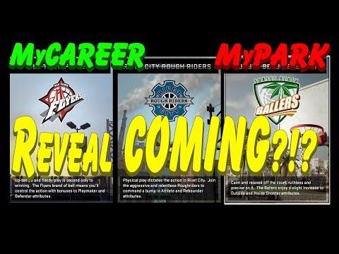 NBA 2K18 MyCAREER, MyPARK, Archetype BLOG Details Coming