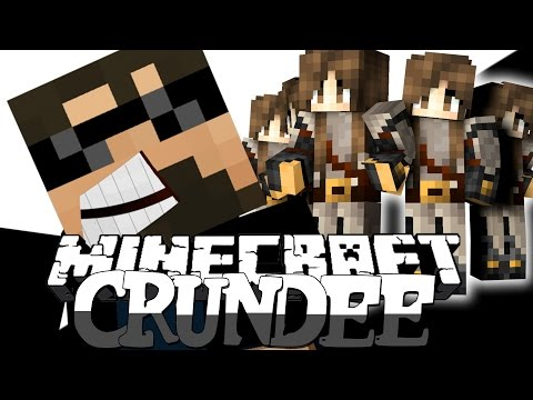 Minecraft: CRUNDEE CRAFT | BOBBY