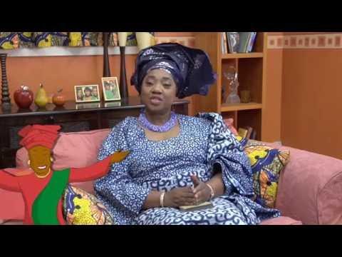 Learn Yoruba With Aunty Funke