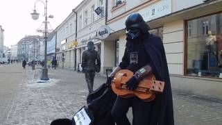 Lord Vader - Imperial March Hurdy Gurdy