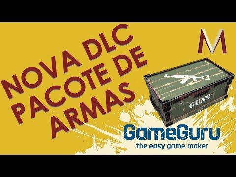 GameGuru - Nova DLC - Pacote de Armas |