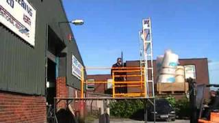 DRB Safety Barriers   Model 30 - Video 6