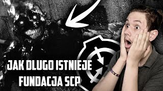 ILE LAT MA INSTYTUCJA S.C.P? |  QUIZY SCP