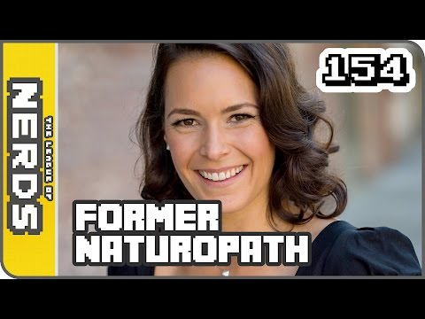 "Former Naturopathic ""doctor"" Britt -TLoNs Podcast #154"