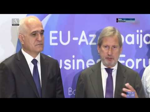AzVision TV_EU-Azerbaijan Business Forum 2019