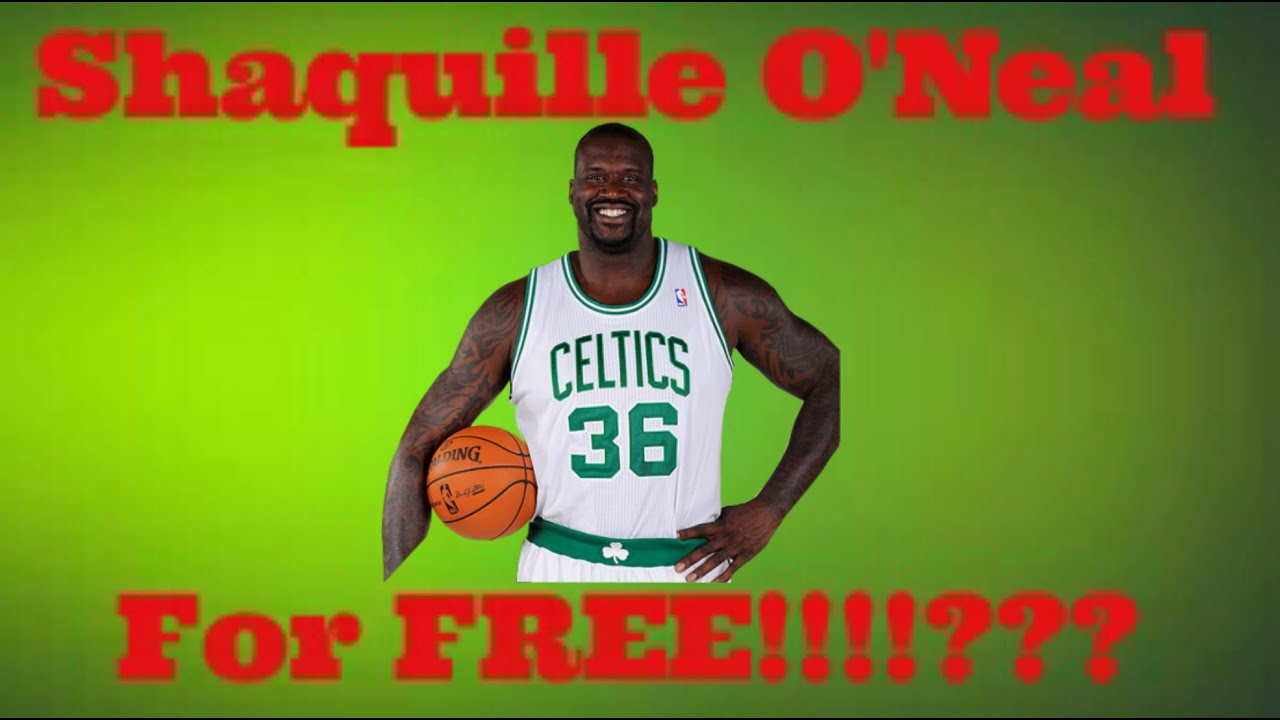 how to get shaq for free nba live mobile youtube. Black Bedroom Furniture Sets. Home Design Ideas