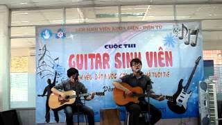 Cha - MTV - liên hoan guitar sinh viên