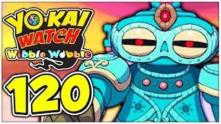 Yo-Kai Watch Wibble Wobble Part 120: SS-Rang RUINENMAID bekämpfen
