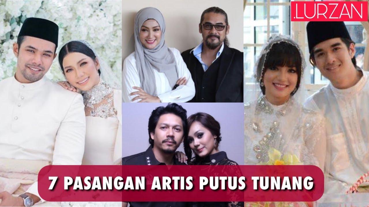 Download 7 Pasangan Artis Malaysia Yang Putus Tunang