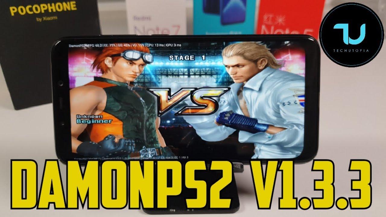 Damon ps2 pro apk version 1 3 | DamonPS2 Pro PS2 Emulator 1 3 0 1