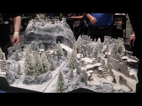 4Ground Frostgrave Board Build Overview