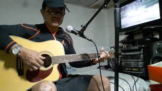 Speechless by city boy (cover) Wilson de Vera