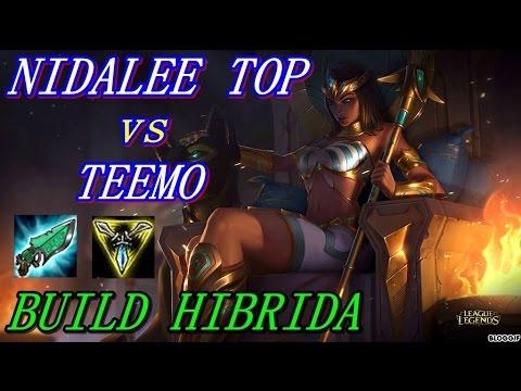 how to build teemo top