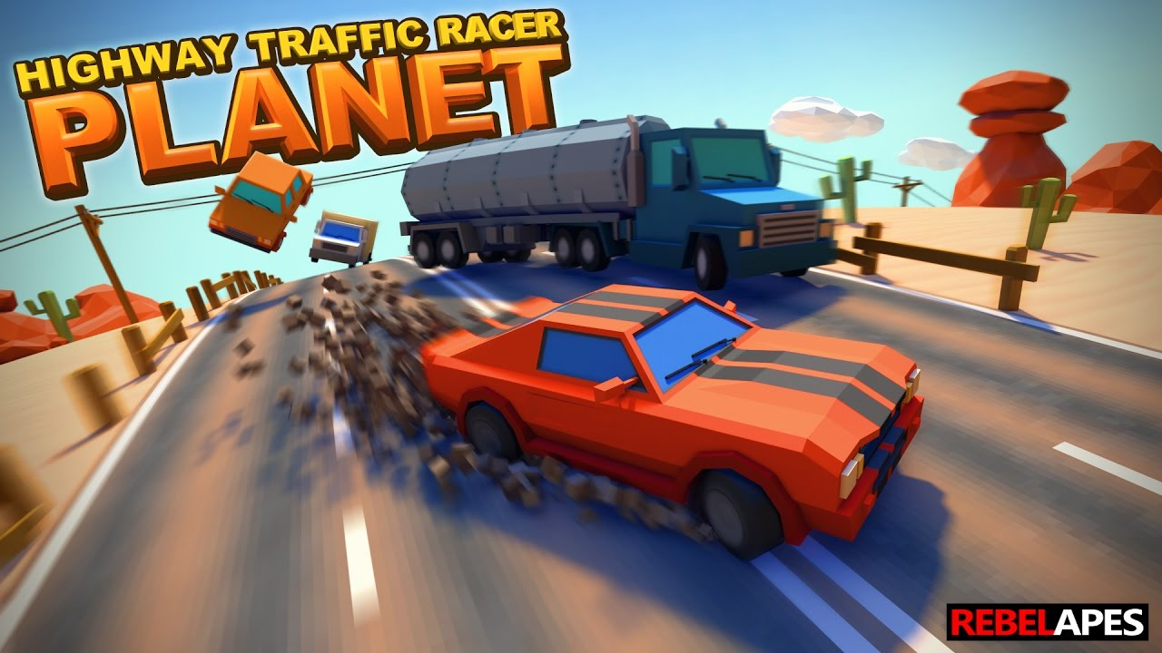 Highway Traffic Racer Planet - Official Trailer