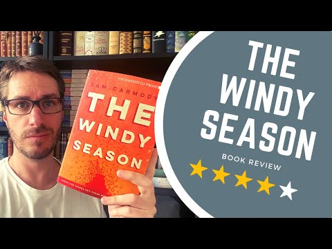 AUSTRALIAN CRIME NOVELS | Windy Season Book Review | Crime and Mystery