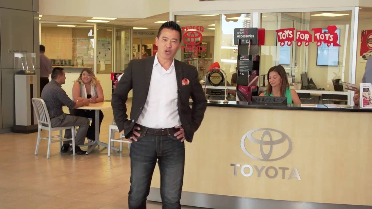 Experience The Difference At Merced Toyota