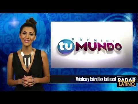 Premios Tu Mundo- Música y Estrellas Latinas!