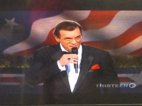 Robert Davi  Tribute to Frank Sinatra  A Capitol 4th concert 2015