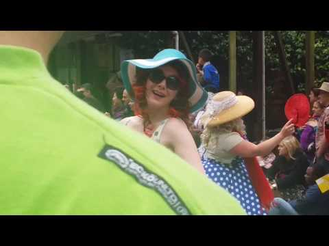 Wellington Santa's Parade 2014 part 1