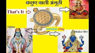 The benefits of tortoise ring its rule & which finger to wear | HOW TO USE TORTOISE RING