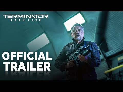 Terminator: Dark Fate | Arnold's Back – Hindi | In cinemas November 1 | Fox Studios India
