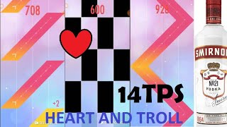 IMPOSSIBLE 14TPS SONG IN ALPM | Hear and Troll