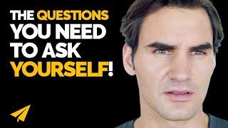 Question YOURSELF - Roger Federer (@rogerfederer) - #Entspresso
