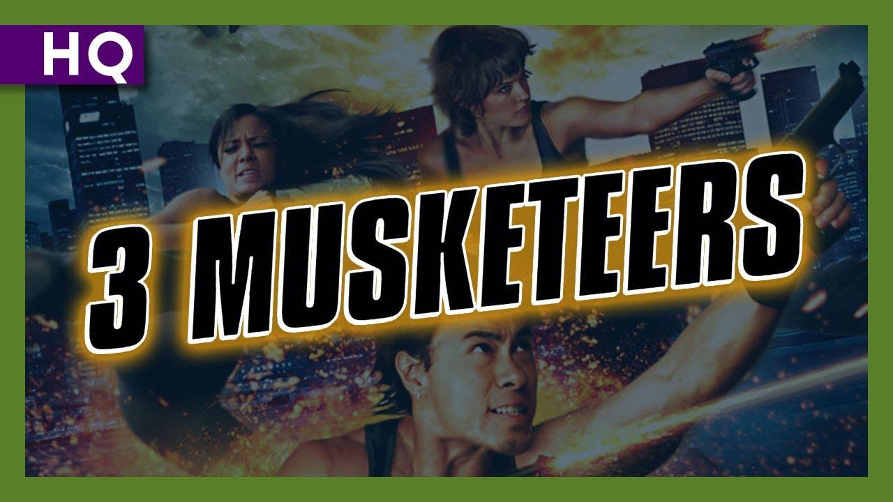 3 Musketeers (2011) Trailer