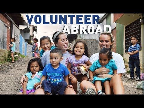 Volunteer in Latin America