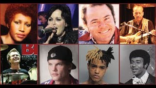 Musicians We Lost Died in 2018 - 32 Songs Remembered